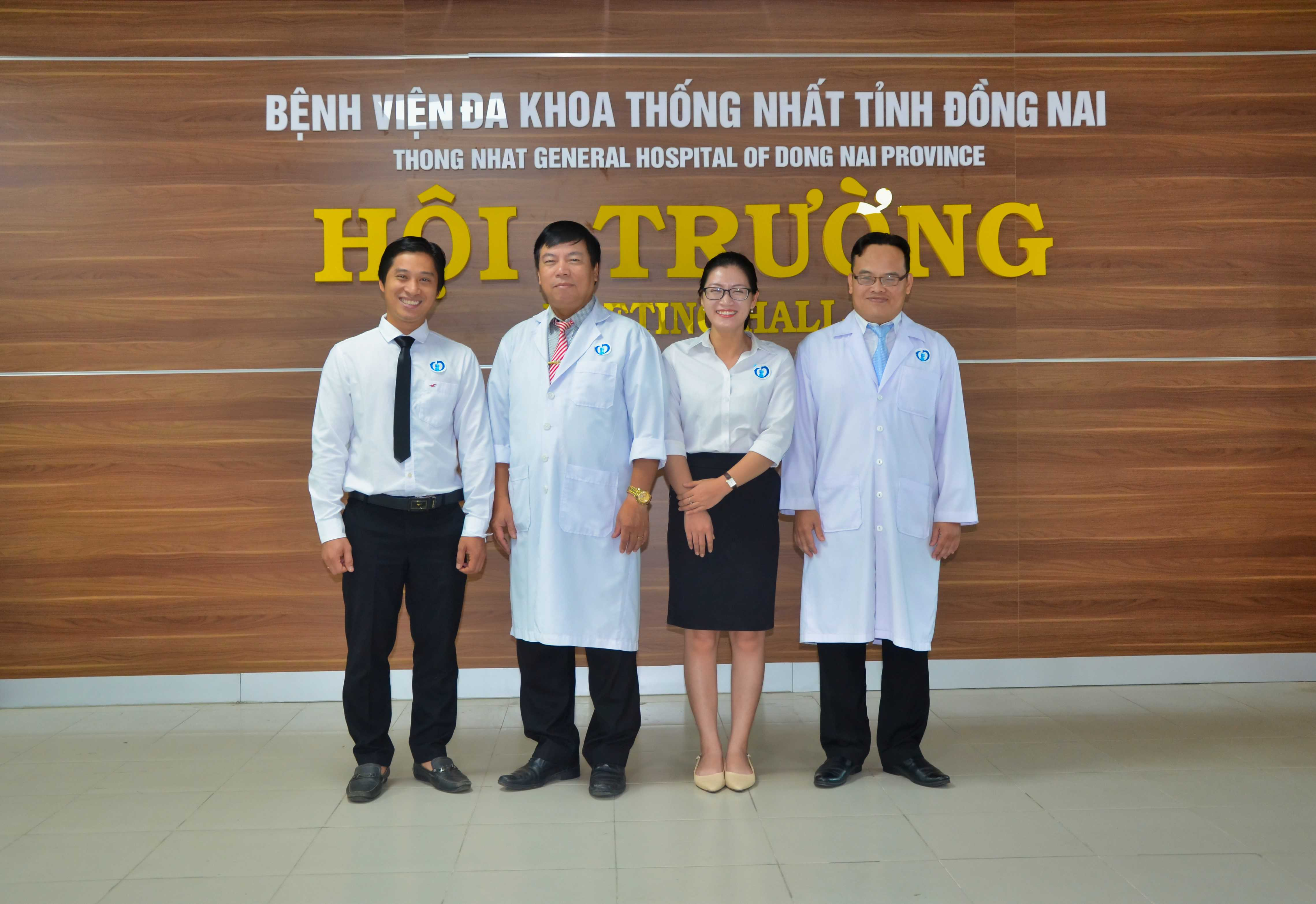 Phòng Đào Tạo NCKH (Department Of Training & Scientific Research)